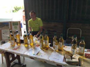 Vendredi 28 juin 2019 : huile d'olive bio de Nyons