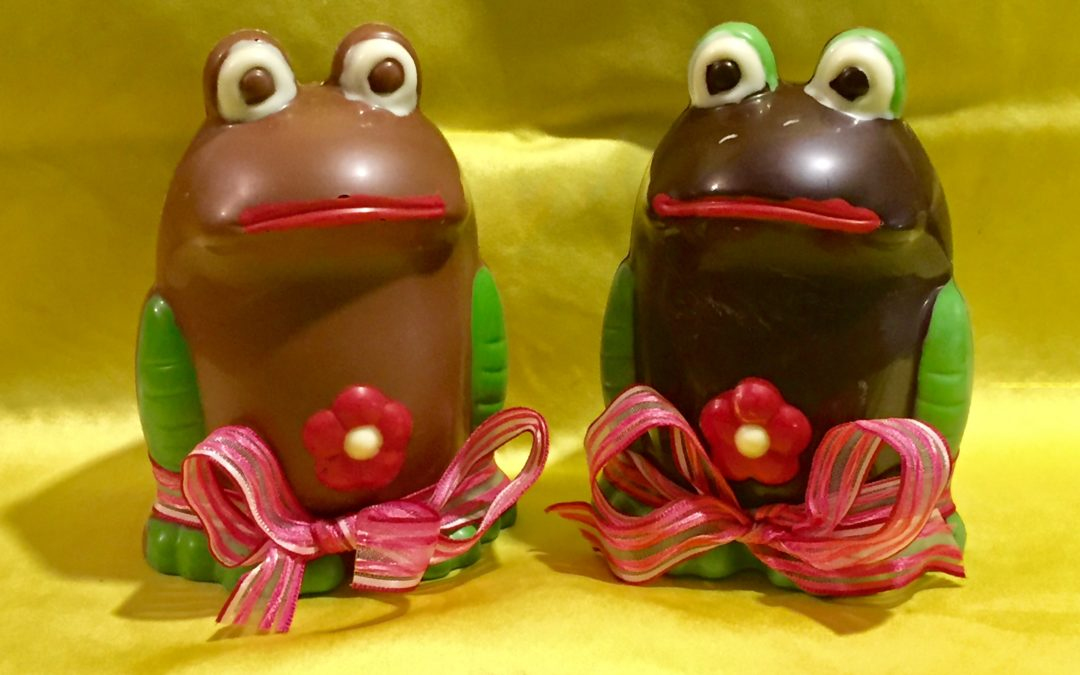 Vendredi 29 mars 2019 : chocolat